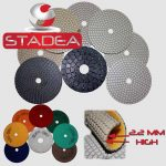 Stadea Concrete Polishing Pads Kit Dry - Series Ult B
