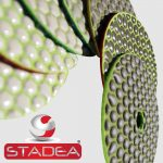 Stadea Diamond Polishing Pads Kit Dry - Series Std D