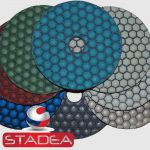 Stadea Dry Diamond Polishing Pads - Series Ult C