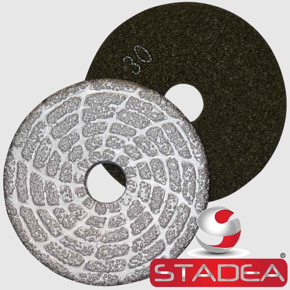 Stadea Dry Diamond Polishing Pads Series Vbz A Stadeatools