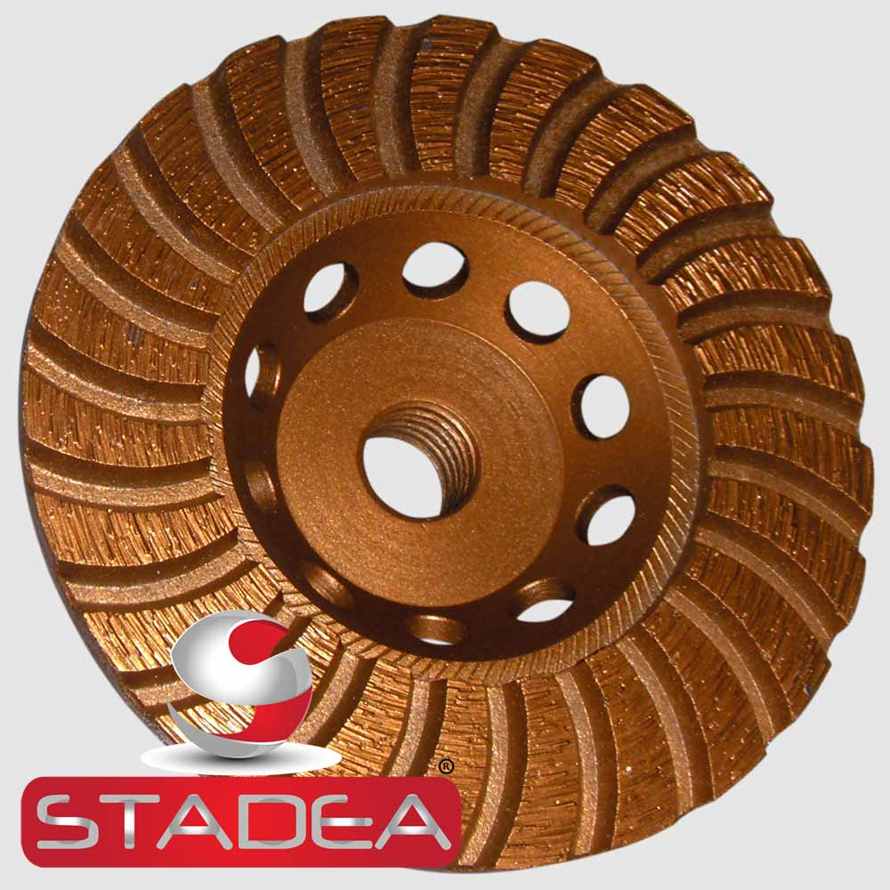 Stadea Diamond Cup Grinding Wheel For Concrete Stone