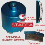 Stadea Diamond Hole Saw Core Drill Bits - Series Spr A