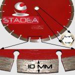 STADEA Diamond Circular Saw Blades Wheels - Series Std A