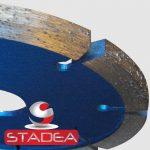 STADEA Diamond Tuck Point Blades Wheels - Series Spr A