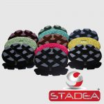 Stadea Diamond Floor Polishing Pads For Granite Marble Concrete - Series Std S