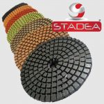 Stadea Concrete Polishing Pads Kit Wet - Series Std A