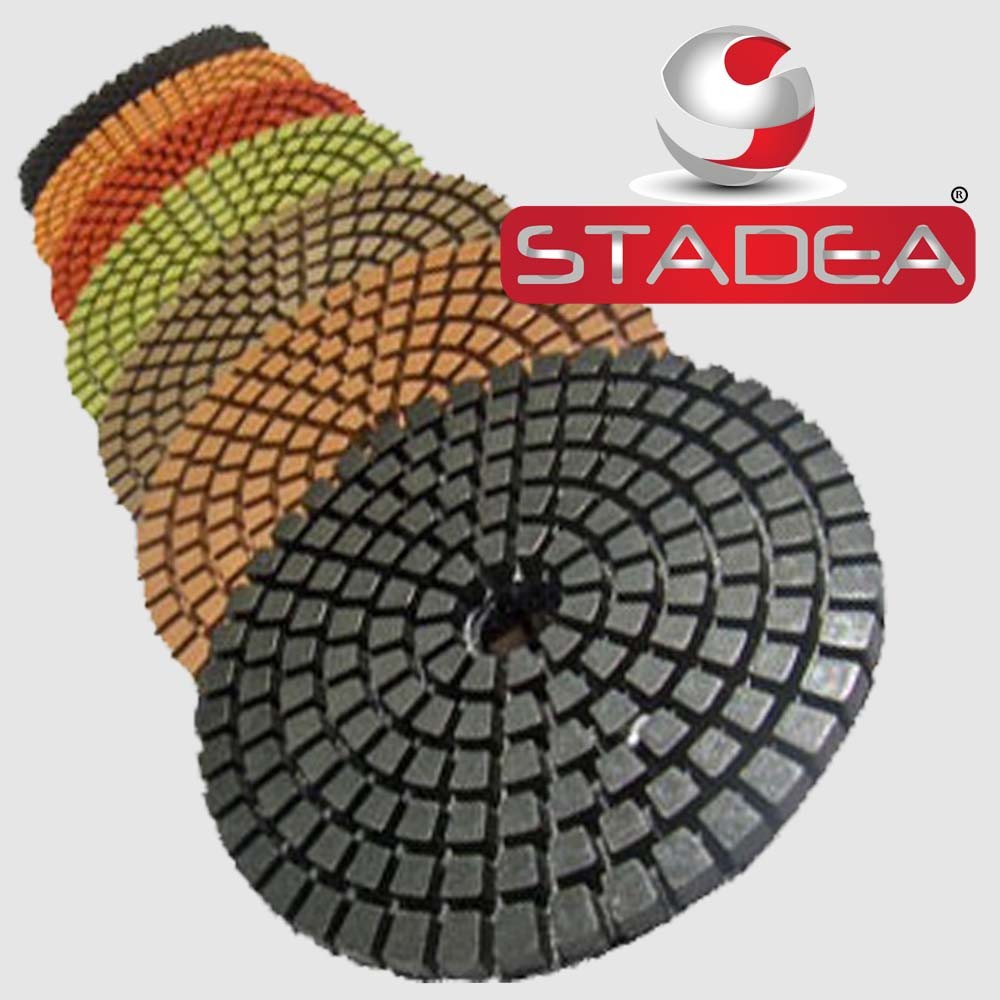 Stadea Wet Diamond Polishing Pads Series Std A Stadeatools