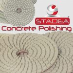 Stadea Concrete Polishing Pads Kit Wet - Series Crt A