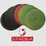 Stadea Wet Diamond Polishing Pads Series Spr A