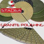 Stadea Granite Polishing Pads Kit Wet  - Series Spr C
