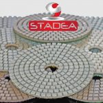 Stadea Glass Polishing Pads Kit Wet – Series Std D