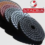 Stadea  Granite Polishing Pads Kit Wet - Series Std G