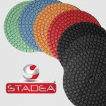 Stadea Wet Diamond Polishing Pads Series Std S
