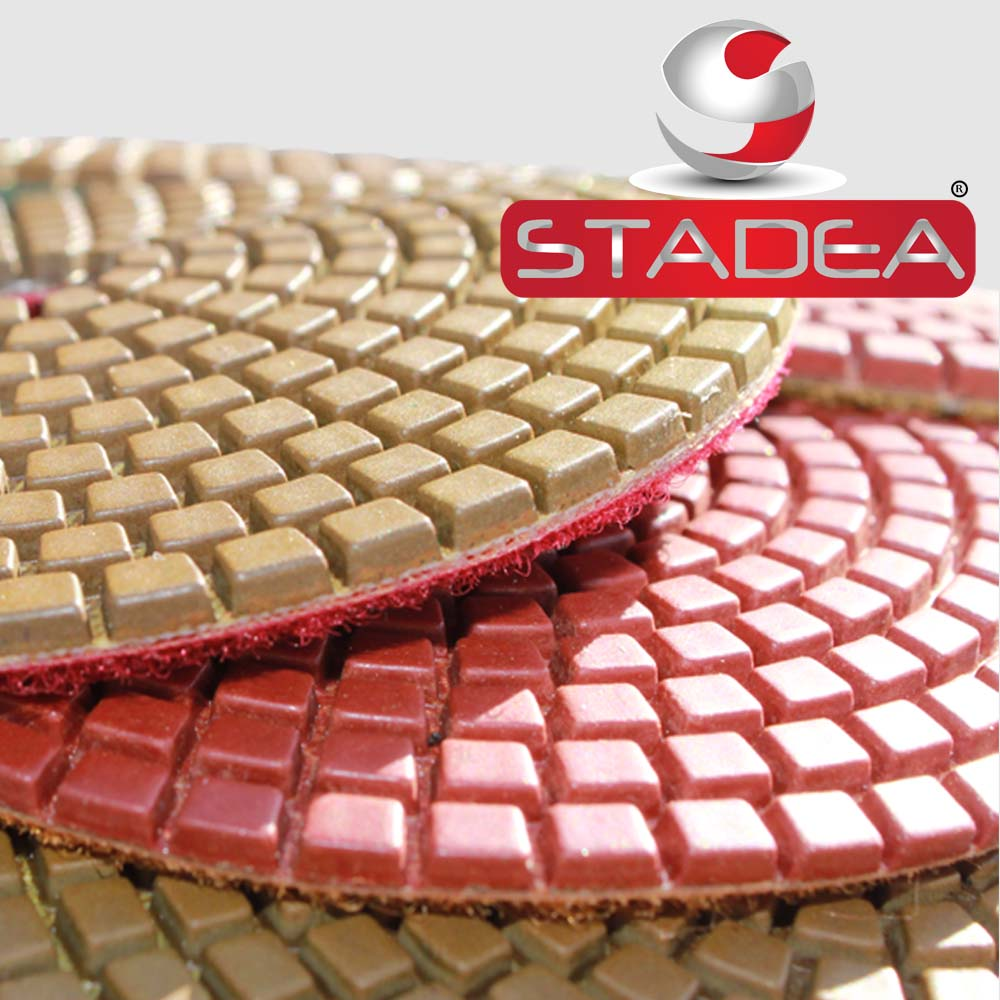 Stadea Wet Diamond Polishing Pads Series Ult A Stadeatools
