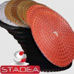 Stadea Wet Diamond Polishing Pads Series Ult A
