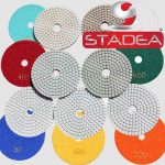 Stadea Marble Polishing Pads Wet Kit - Series Std J