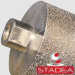 STADEA Diamond Drum Wheel Granite Marble Stone Concrete – Series Spr A