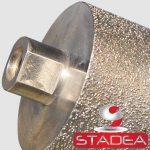 STADEA Diamond Drum Wheel Granite Marble Stone Concrete – Series Spr A