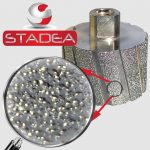 STADEA Diamond Drum Wheel Granite Stone Marble Concrete – Series Std A