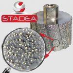STADEA Diamond Drum Wheel Granite Stone Marble Concrete – Series Std A