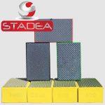 Stadea Diamond Hand Polishing Pads Set Marble Glass Stone Granite Concrete - Series Spr B