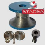 STADEA Diamond Router Bit for Granite Marble Stone Concrete – Series Spr A