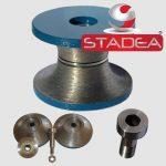 STADEA Diamond Router Bit for Granite Marble Stone Concrete – Series Spr A