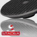 STADEA Rubber Velcro Hook And Loop Backing Pads - Series Spr A