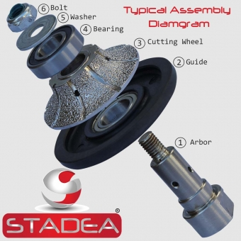 stadea-diamond-profile-wheel-granite-stone-marble-concrete-assembly-diagram-01-series-spr-a